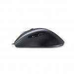 Mouse logitech m500 usb black/gray