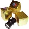 "obiettivo per videocamera 5-50mm ir autoiris lens f1.6 1/3"" dc"