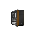 Pc- case bequiet pure base 600 window - orange