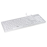 Tastiera usb multimediale ita bianca link lktast09