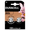 Batterie duracell al litio dl/cr2032 3v a bottone conf. 2pz