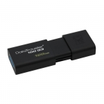 Pen drive 128gb usb 3.1 kingston datatraveler dt100g3