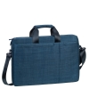 "Borsa notebook 15,6"" colore blu     rivacase"