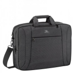"borsa notebook 16"" rivacase 8290 black convertible (8290 charcoal black)"