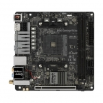 Mb asrock am4 b450 gaming-itx ac 2xddr4, 1pci-e x1, 2pci-e x16, hdmi dp mini itx