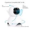 Telecamera ip tecno tc-2212 3.6m wifi ir pan&tilt microsd 960p