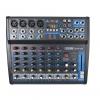 Mixer mxp 08 microfonico per dj