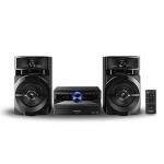 Sistema micro hi-fi sc-ux100e-k usb bluetooth nero