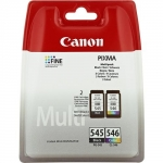 Cart canon kit pg-545 black + cl-546 color 8ml+9ml
