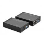 cavo estensore di linea vga + audio 300mt cat.5 (ds53400)