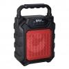 Cassa audio amplificato hps b4-r ricaricabile