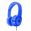 Cuffia con microfono ht 32bl blu