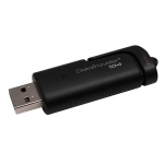 Pen drive 64gb usb 2.0 kingston dt104/64gb datatraveler 104
