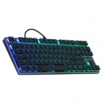 Cm tastiera meccanica masterkeys sk630 / rgb / cherry mx