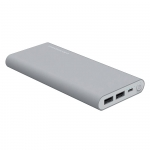 Power bank 10000 mah (m-pb102pa) grigio