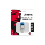 Lettore card usb 3.0/typec kingston mobilelite duo 3c microsd