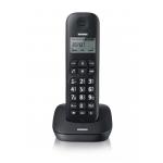 Telefono cordless dect brondi gala nero rubrica