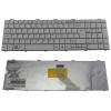 tastiera per notebook fujitsu ah530 bianca (ah5qwh)