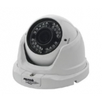 "Telecamera ahd dome 1/3"" sony 960p 2,8-12m ir30m ip66 mach power"
