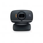 Webcam logitech c525 hd con microfono autofocus
