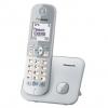 Telefono cordless kx-tg6811jts bianco