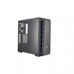 Case atx masterbox mb510l cooler master no psu black/blue