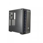Case atx masterbox mb511 mesh cooler master no psu black/blue
