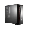 Case atx masterbox mb520 acryl cooler master no psu black/red