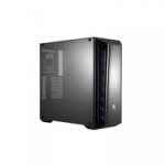 Case atx masterbox mb520 acryl cooler master no psu black/blue