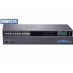 Grandstream gxw-4224 gateway analogico 10/100 fxs