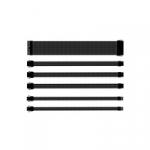 Cooler master cavo sleevato  black