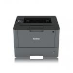 Brother HL-L5200DW 1200 x 1200DPI A4 Wi-Fi Nero, Grigio stampante laser/LED