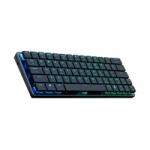 Cm tastiera meccanica masterkeys sk621 / rgb / red / tk hybrid bluetooth