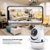 Telecamera ip tecno tc-1012wf wifi pan&tilt microsd cloud 720p