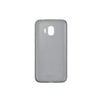 Custodia jelly cover per smartphone galaxy j2 (j250) nero
