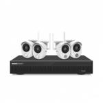 Sistema di sorveglianza nvr 4 canali smartkit wifi (vs-xhvr4p-162)