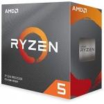 Amd ryzen 5 3600 box am4 (3,600ghz) with wraith stealth cooler