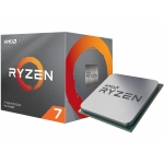Cpu amd ryzen 7 3700x 4.4 ghz sk am4 8 core / 16 thread (no vga)