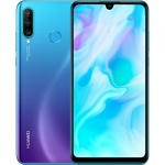Smartphone p30 lite blue dual sim 128gb dual sim - garanzia italia - brand operatore