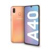 Smartphone galaxy a40 (a405f) coral dual sim - garanzia italia