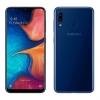 Smartphone galaxy a20 (a202f) blu dual sim - garanzia italia - brand operatore