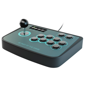 Console retro gaming arcade con joystick 8 pulsanti hdmi wifi bt