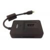 Lettore card & hub otg usb 2.0 ednet micro-usb per smartphone