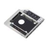 """Frame ssd/hdd 2,5"""" caddy dvd slim 9,5mm per nb 129x128x9,5mm (da71108)"""
