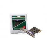 scheda pci-exp. 1 parallela 25p. digitus (ds30020)