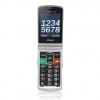 Cellulare amico n. uno senior (10274071) silver dual sim