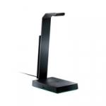 Cm gs750 stand cuffie, qi wireless, 2*usb 3.1, scheda audio 7.1 rgb