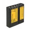 Tester di rete per cavi rj45 rj11/12 e tester poe 86107