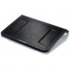 """Cooler Master R9-NBC-NPL1-GP 17"""" Nero base di raffreddamento per notebook"""