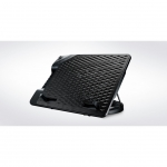 """Cooler Master NotePal Ergostand III 17"""" 800Giri/min Nero base di raffreddamento per notebook"""